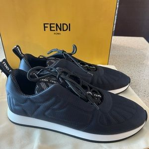 Fendi Freedom Sneakers
